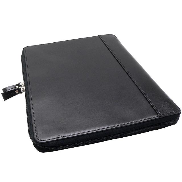 國鞄 鞄 プルミエール書類ケース NO2285-BLK 黒【送料無料】【 プレゼント ギフト 】【万年筆・ボールペンのペンハウス】 (36000)