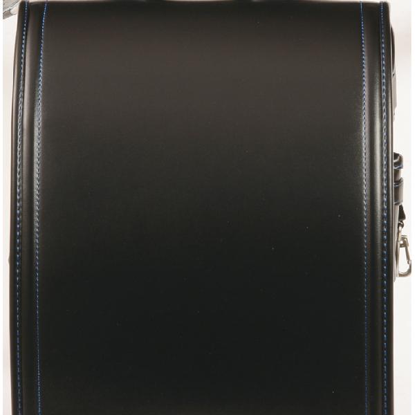 Kokuho Randoseru (schoolchild's satchel) 2016 edition Smart Kids(Cubie type) 87346-21 Black / Red