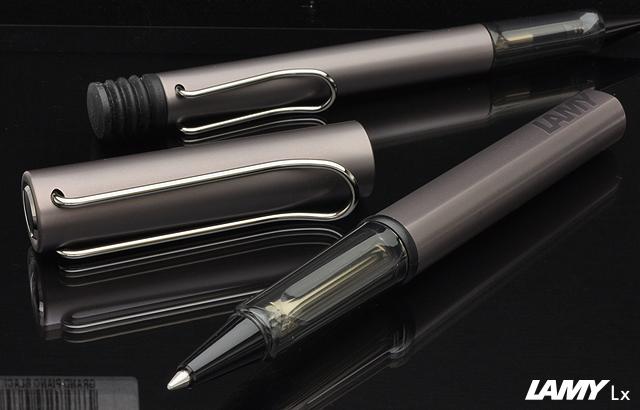 L357 LAMY Lx Ruthenium Rollerball pen
