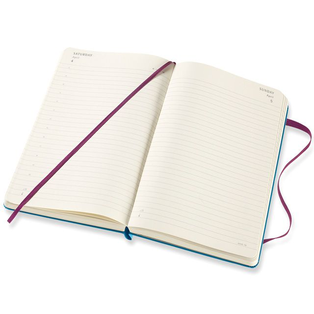 Diary Hard Cover Cloth Ukraine Souvenir Present Notebook