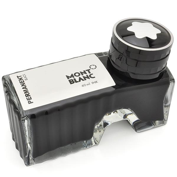 pen house montblanc permanent ink bottle ink 60ml rakuten global