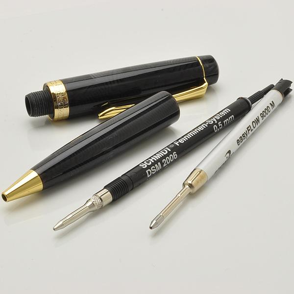 [Out of stock] Pent Ballpoint pen Onishi-seisakusho Acetate Kiokuno-Ito