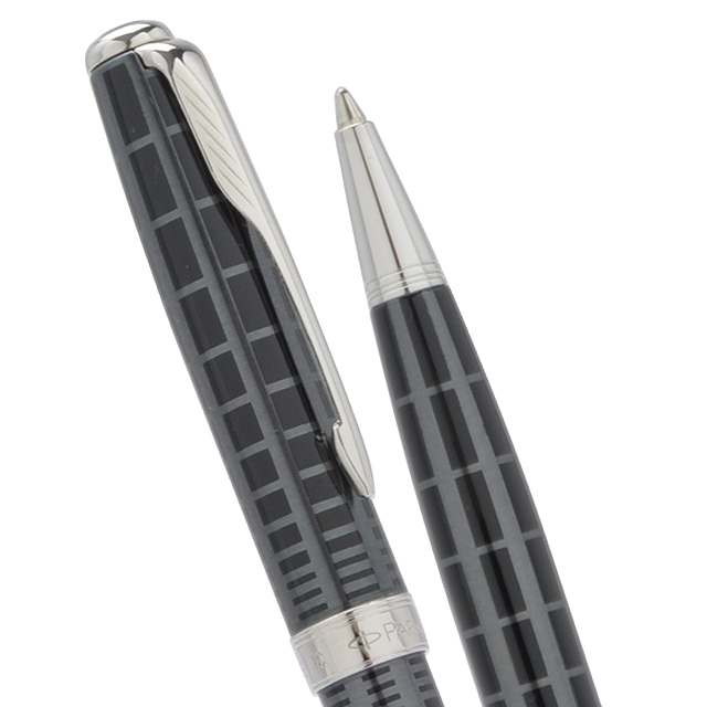 Parker pen sonnet dark gray CT brand (15000)