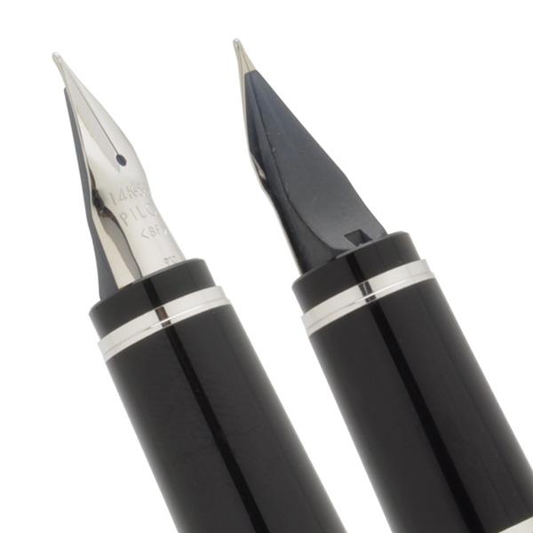 Pilot Fountain pen ELABO Resin FE-18SR-B Black