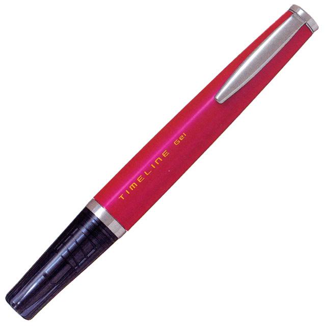 Pilot Gel ink Ballpoint pen Timeline gel LTL-3SR-RP RosePink
