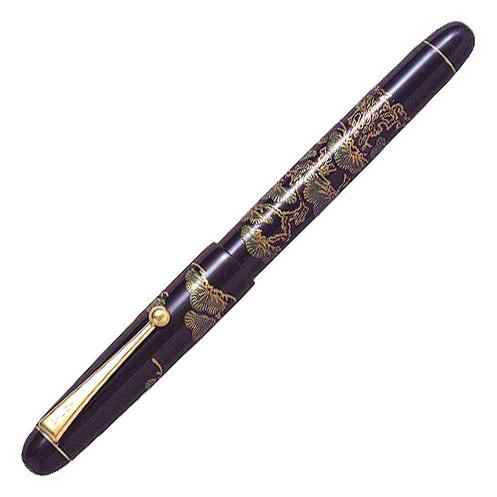 【店内最大ポイント10倍】パイロット 万年筆 平蒔絵(5号) FK-3MP-MT マツ(松)【送料無料・ラッピング無料】「ブランド」【高級万年筆】【PILOT】【Fountain pen】【 プレゼント ギフト 】【万年筆・ボールペンのペンハウス】 (30000)