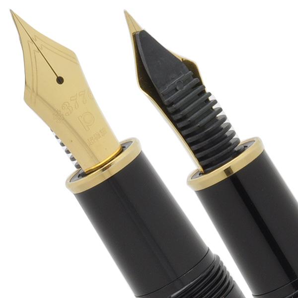 PLATINUM Fountain pen #3776 Balance PTB-5000B-1 Black