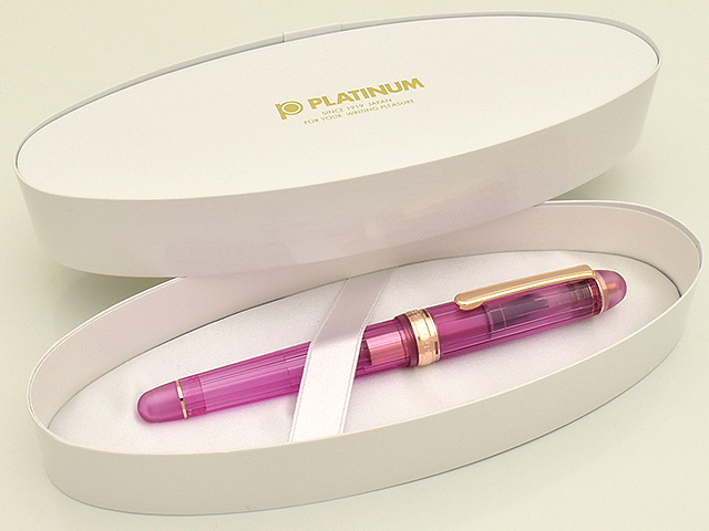 Platinum Fountain pen Limited product #3776 Century NICE LILAS