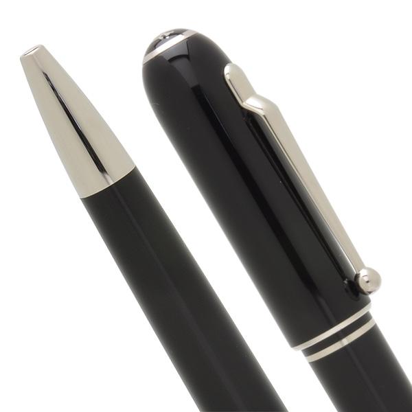 Dunhill Ballpoint pen Sidecar NUW2113 Black Resin