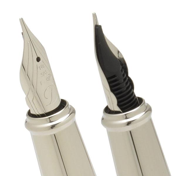 DuPont fountain pen Paris 410600 goldsmiths brand (75,000)