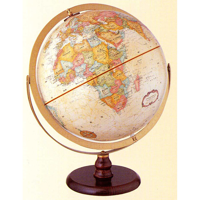 "Replogle Globe (English) 12 ""(30cm) World Classic Series La Grange type"