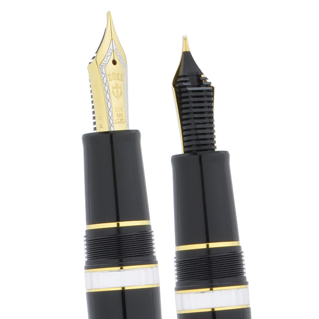 [Out of stock] Sailor Fountain pen Professional gear REALO 11-3926 Black