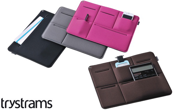 trystrams Carrying case SPREAD THFMM01P Pink