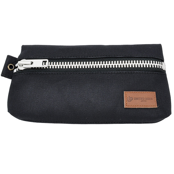 UNITED BEES Pencil case Split Pencil case UBM-SPN-01 Black