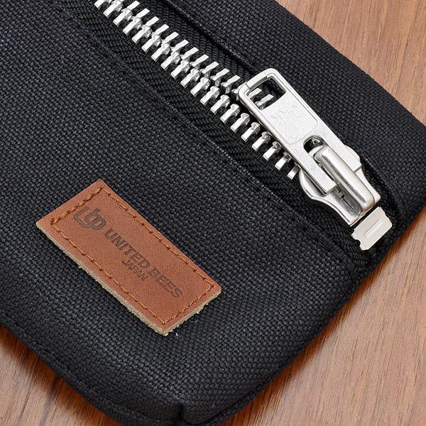 UNITED BEES Pencil case Split Pencil case UBM-SPN-01 Black