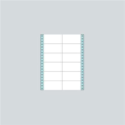 【コクヨ】タックフォームY7.8×T10 12片付 ECL-209 【送料無料】【配送方法は選べません】