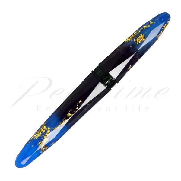 Luminous Briolette 1722360 ルミナスサファイア ベヌー <13000>【送料無料】【名入れ不可】【ラッピング無料】【メーカー保証】【ペンタイム】 万年筆