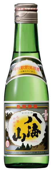 未使用品 端麗辛口の大人気定番酒 清酒 八海山 新潟県 無料サンプルOK 300ml