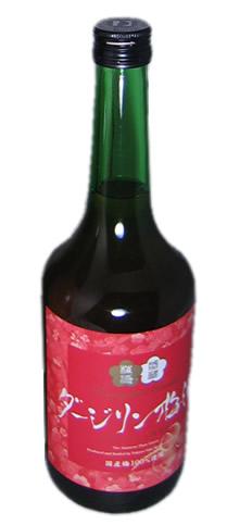 国盛大吉岭梅酒720ML