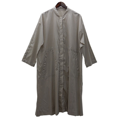 CLOCHE(クロッシェ)透け感羽織 はおり 前ジップワンピース 夏の羽織り 透け はおり ワンピース 前ファスナー レディスファッション