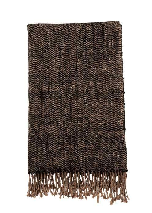 手織りシルク&ヤクウールストール【フェアトレード】【ピープルツリー公式】【PeopleTree】