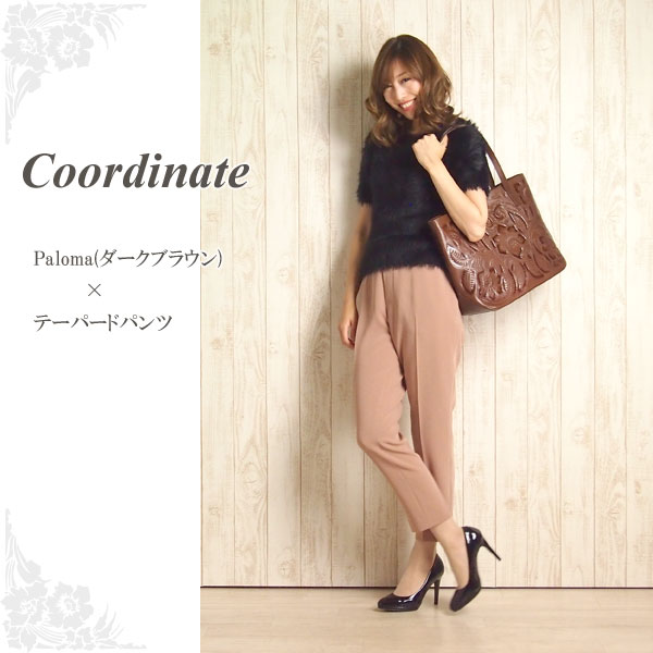 SOLD OUTカービングトライブス Carving Tribes Paloma パロマ 47382605 グレースコンチネンタル GRACE CONTINENTAL カービングトライブス carving 革 レザー バッグ トートバッグ 鞄即日発送カービングバッグシリーズ CTBOX80wPkn