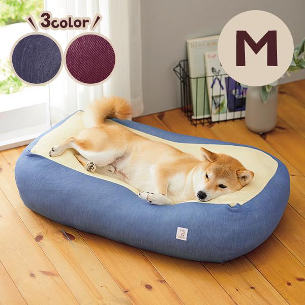 マシュマロみたいなもっちり感が最大限に楽しめるクッション Sippole 完全送料無料 2WAY極ふわクッション M 犬 猫 ペット ベッド PEPPY かわいい シンプル ペピイ ふわふわ Sippole 寝やすい 限定Special Price クッション