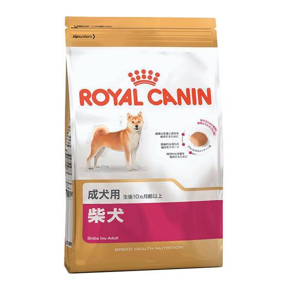 ロイヤルカナン 柴犬 成犬用 8kg チキン アダルト ドッグフード ロイカナ