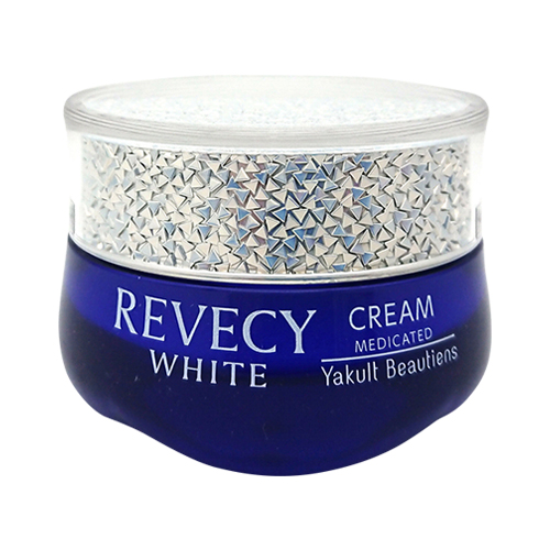 送料無料 ヤクルト化粧品 リベシィホワイト クリーム 40g[6896] 薬用美白保湿クリーム