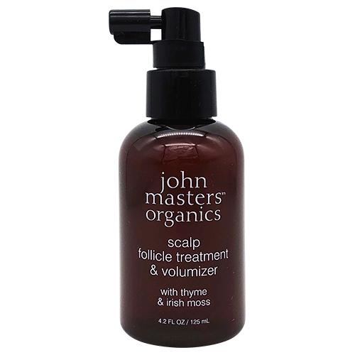 人気 おすすめ 頭皮ケア ローションミスト john masters organics 毎日続々入荷 ジョンマスターオーガニック スカルプケア オープニング 大放出セール 125ml 送料無料 2852 T IスキャルプFTボリューマイザー タイム アイリッシュモス
