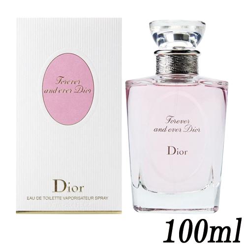 送料無料 クリスチャンディオール フォーエバーアンドエバーディオール オードトワレ EDT SP 100ml[1429/7030] Christian Dior