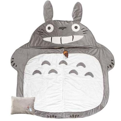 となりのトトロ 枕付 シュラフ 寝袋 「夢心地」 スタジオジブリ ベビー用品