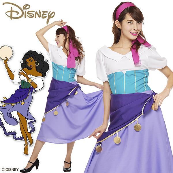 Costume Halloween Esmeralda.Disney Costume Adult Disney Esmeralda Costume Standard Size
