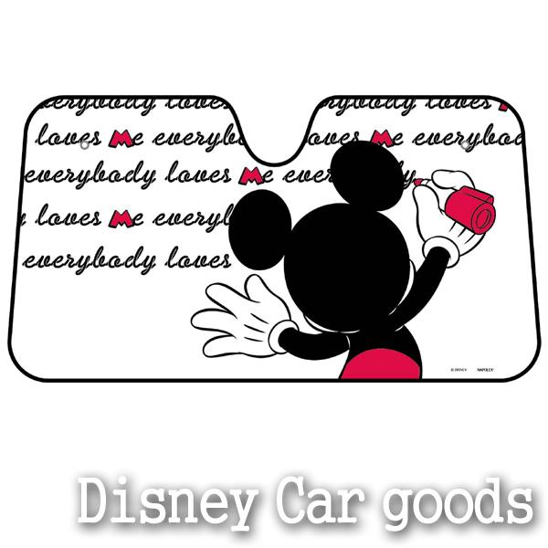 PERFECT WORLD TOKYO  Sunshade L Bucks tile Mickey Mouse Disney car ... bd46d55025b