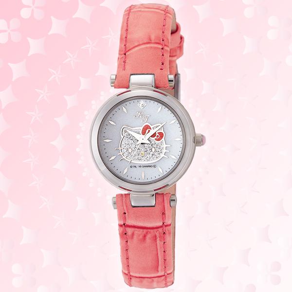 キャラクター ソーラーウォッチ ハローキティ H999030腕時計 レディース かわいい