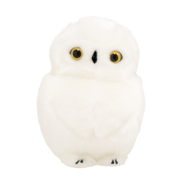 ギフト ぬいぐるみ プレゼント 2020 新作 動物 贈り物 代引き不可 ホワイトフクロウ ラッピング S20141014 かわいい アニマル