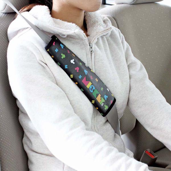 Astonishing Mickey Mouse Seat Belt Pad Seat Belt Cover Carafe Lure Icon Disney Car Article Spiritservingveterans Wood Chair Design Ideas Spiritservingveteransorg