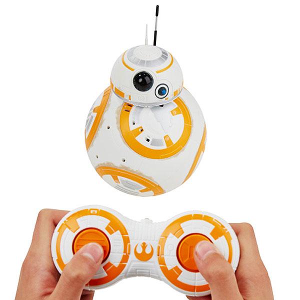 BB-8 リモートコントロール ラジコン  フォースの覚醒 スター・ウォーズ STAR WARS