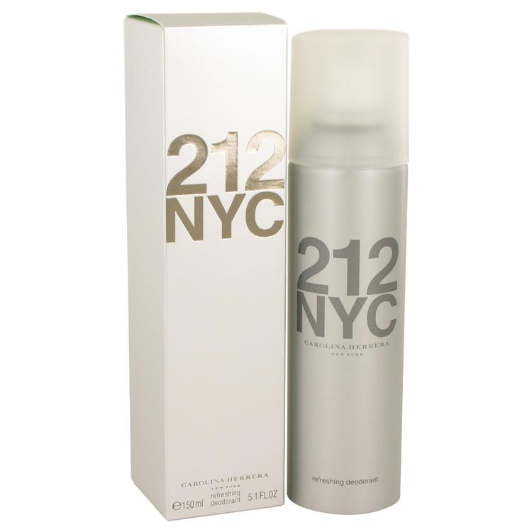 212 by Carolina 激安格安割引情報満載 Herrera 香水 人気 ブランド 送料無料 Women 151 Spray 海外直送 5.1 ml oz <セール&特集> Deodorant