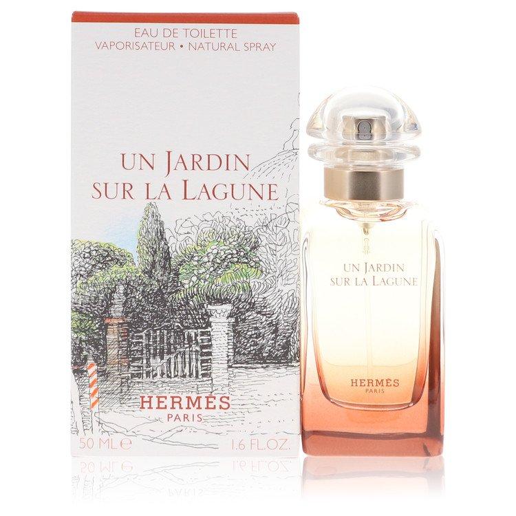 店内限界値引き中 セルフラッピング無料 Un Jardin Sur La Lagune by Hermes 香水 人気 ブランド 送料無料 1着でも送料無料 1.6 Women Eau De ml oz 50 Spray Toilette 海外直送