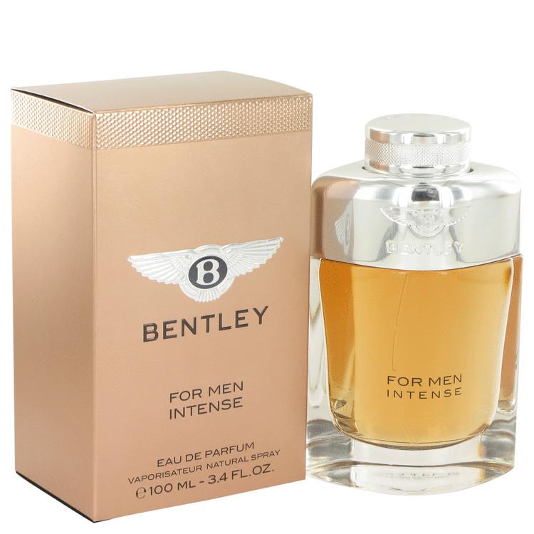 Bentley Intense by 香水 人気 ブランド 送料無料 Eau 期間限定お試し価格 De 5%OFF 100 Men oz Spray 3.4 海外直送 ml Parfum