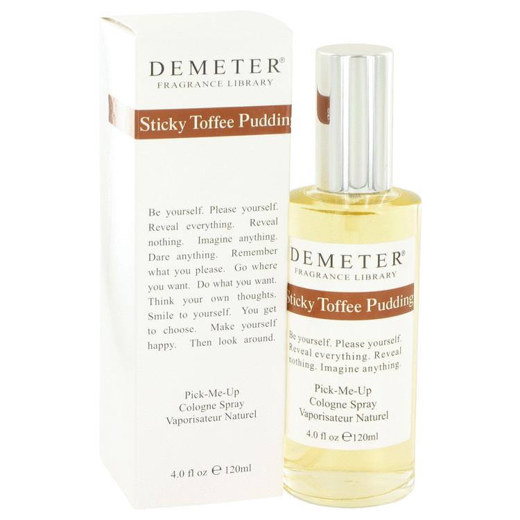 Demeter by 香水 人気 日本 セール特別価格 ブランド 送料無料 Sticky Toffe Pudding ml Cologne oz 120 Women Spray 4 海外直送