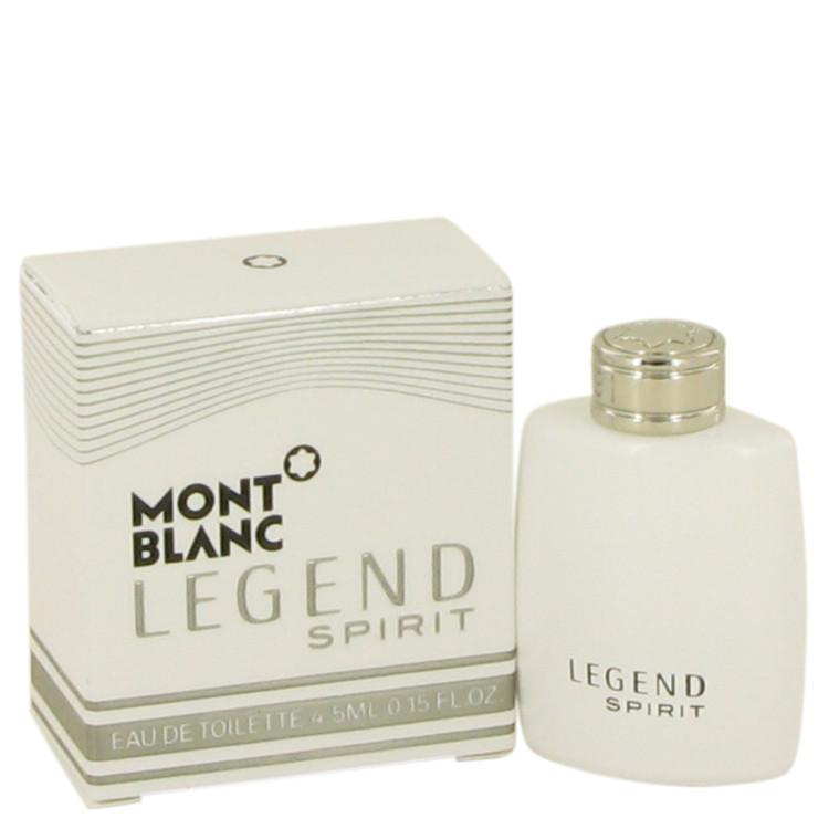 Montblanc Legend Spirit by Mont Blanc 香水 人気 ブランド ml oz 送料無料 4 信用 .15 Mini 海外直送 EDT [並行輸入品] Men