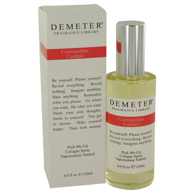Demeter by 香水 人気 ブランド 送料無料 上品 Cosmopolitan Cocktail oz 海外直送 120 4 公式サイト ml Spray Cologne Women