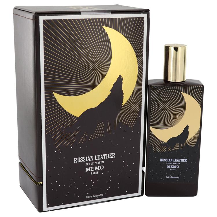 Russian Leather by Memo 香水 人気 ブランド 送料無料 特価 Eau 2.5 海外直送 oz 75 ml De Spray Parfum Women メーカー公式