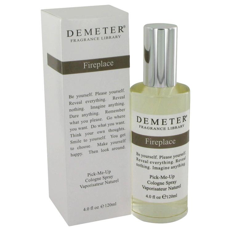 Demeter by 香水 人気 ブランド 送料無料 日本未発売 Fireplace Cologne 4 Spray 通販 激安 Women oz 海外直送 120 ml