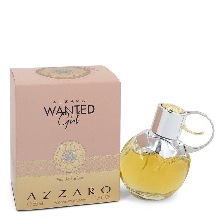 Azzaro Wanted Girl by 香水 新発売 人気 ブランド 送料無料 Eau 値下げ 1.6 50 海外直送 De Spray Women oz Parfum ml