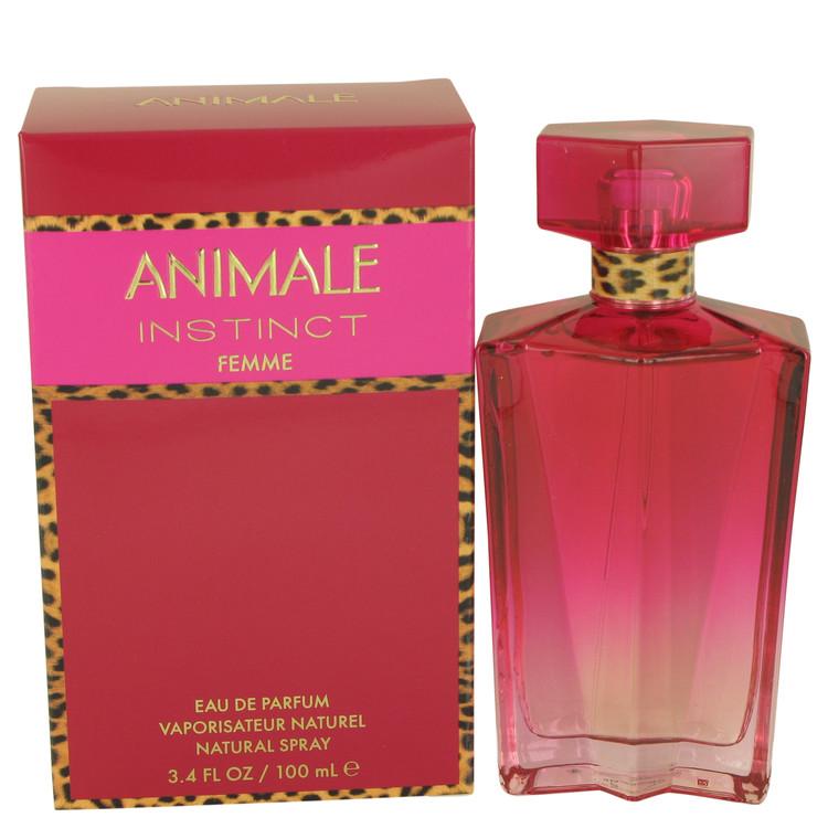 Animale バーゲンセール Instinct by 香水 人気 ブランド 送料無料 Eau De 3.4 oz 海外直送 Parfum ml 100 Spray Women 期間限定