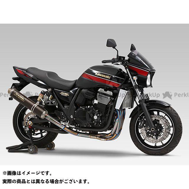 【エントリーで更にP5倍】YOSHIMURA ZRX1200ダエグ ZRX1200R ZRX1200S マフラー本体 手曲チタンサイクロン LEPTOS 政府認証 サイレンサー:TC(カーボンカバー) ヨシムラ