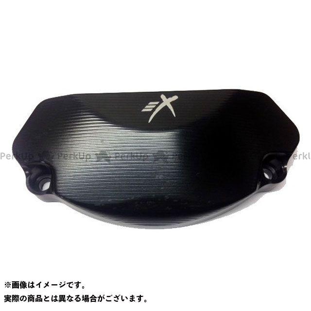 EXTREMECOMPONENTS CBR600RR ドレスアップ・カバー アルミプロテクション オルタネーターカバー(ブラック) エクストリームコンポーネンツ